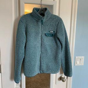 Columbia Sherpa zip up jacket